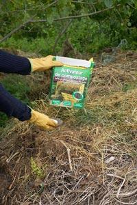 Hacer su propio compost