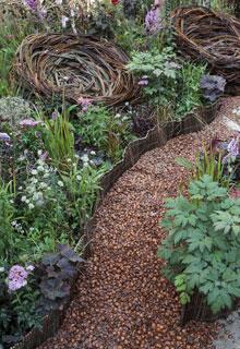 Tener bonitos bordillos en el jard n - Borduras jardin bricomart ...