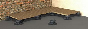 r aliser sa terrasse en bois. Black Bedroom Furniture Sets. Home Design Ideas