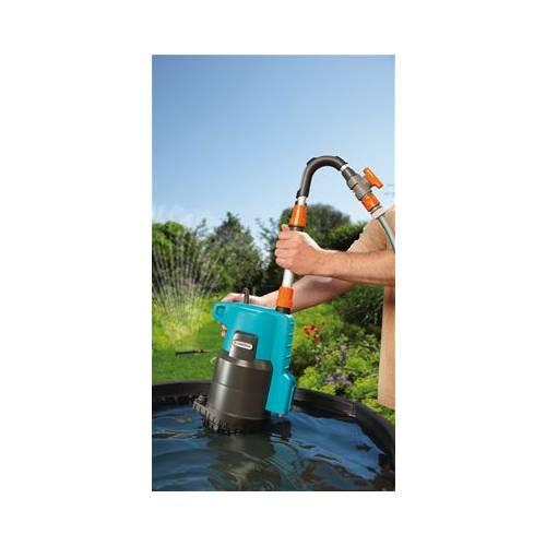 Bomba para dep sito de agua de lluvia gardena venta - Deposito de agua de lluvia ...