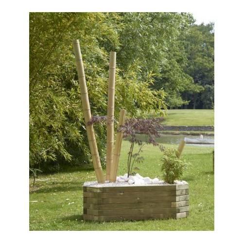 Jardinera de madera octogonal 130 celosia venta - Jardinera de madera ...