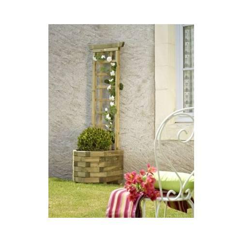 Jardinera de madera mural 055 celosia venta jardinera - Celosia con jardinera ...