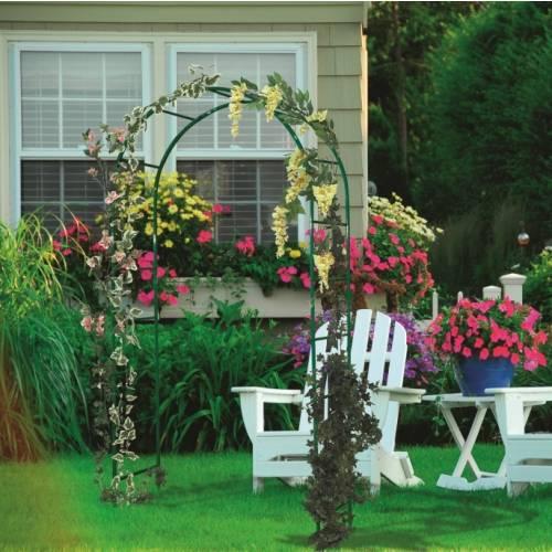 Arco de jard n en metal 39 classic 39 venta arco de jard n for Arcos para jardin