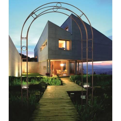 Arco solar de jard n venta arco solar de jard n for Arcos de jardin