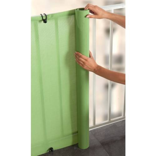 Lona de ocultaci n para balc n verde venta lona de - Cortinas de lona para balcon ...