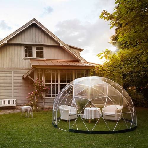 Cobertizo de jard n polivalente 10m garden igloo venta - Cobertizo de jardin ...