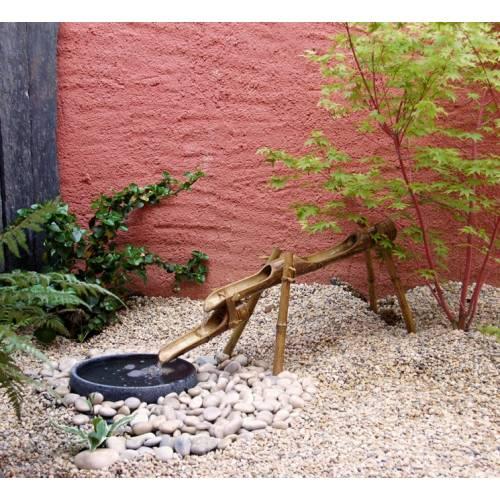 Cascada en bamb para jard n japon s venta cascada en - Bambu para jardin ...