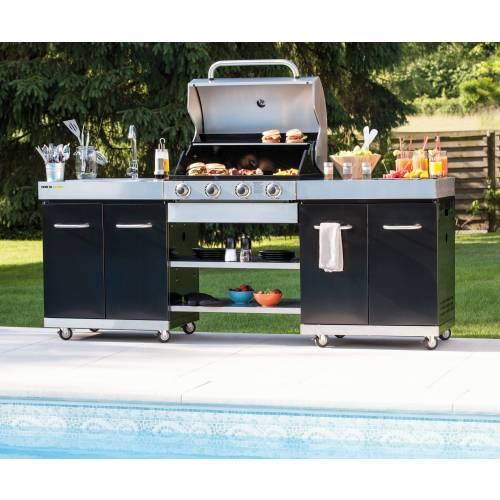 cocina para exterior summer cook in garden venta