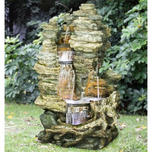 Fuente de jard n miami ubbink venta fuente de jard n - Fuentes decorativas para jardin ...