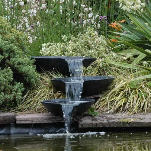 Fuente de jard n nova scotia ubbink venta fuente de - Fuentes de exterior para jardin ...