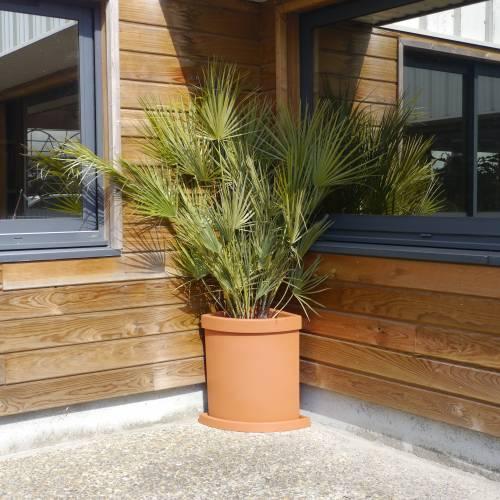 Jardinera cuarto de circulo terracota venta jardinera cuarto de circulo terracota - Jardineras de terracota ...