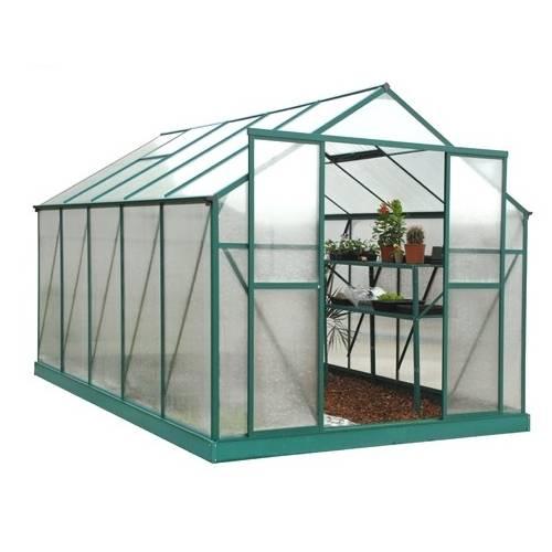 Invernadero de policarbonato 8 93m2 orchid e venta for Invernaderos de jardin