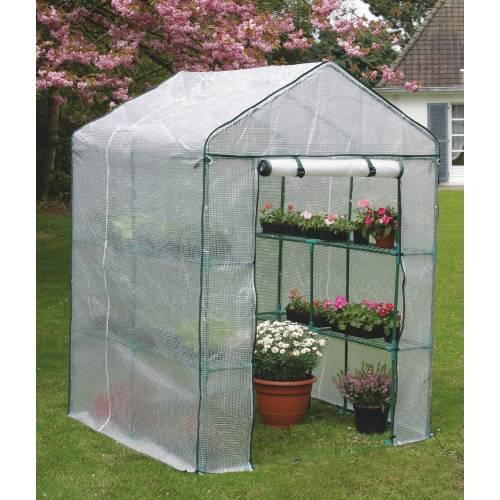 Invernadero para jard n greensaison 2m2 nortene venta for Invernaderos para jardin