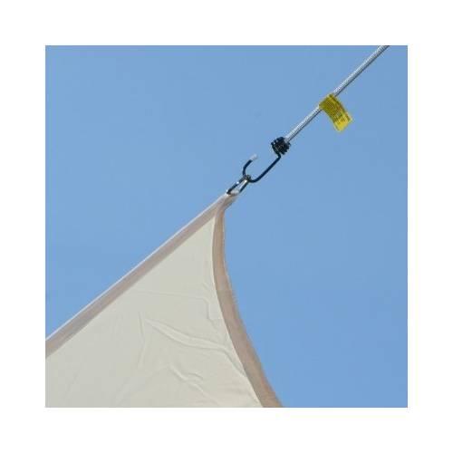 lona parasol impermeable triangular negro venta lona parasol impermeable triangular negro. Black Bedroom Furniture Sets. Home Design Ideas