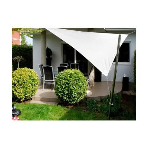 lona parasol impermeable triangular blanca venta lona parasol impermeable triangular blanca. Black Bedroom Furniture Sets. Home Design Ideas